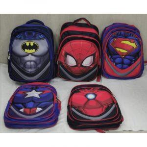 Mochilas de Super Heroes